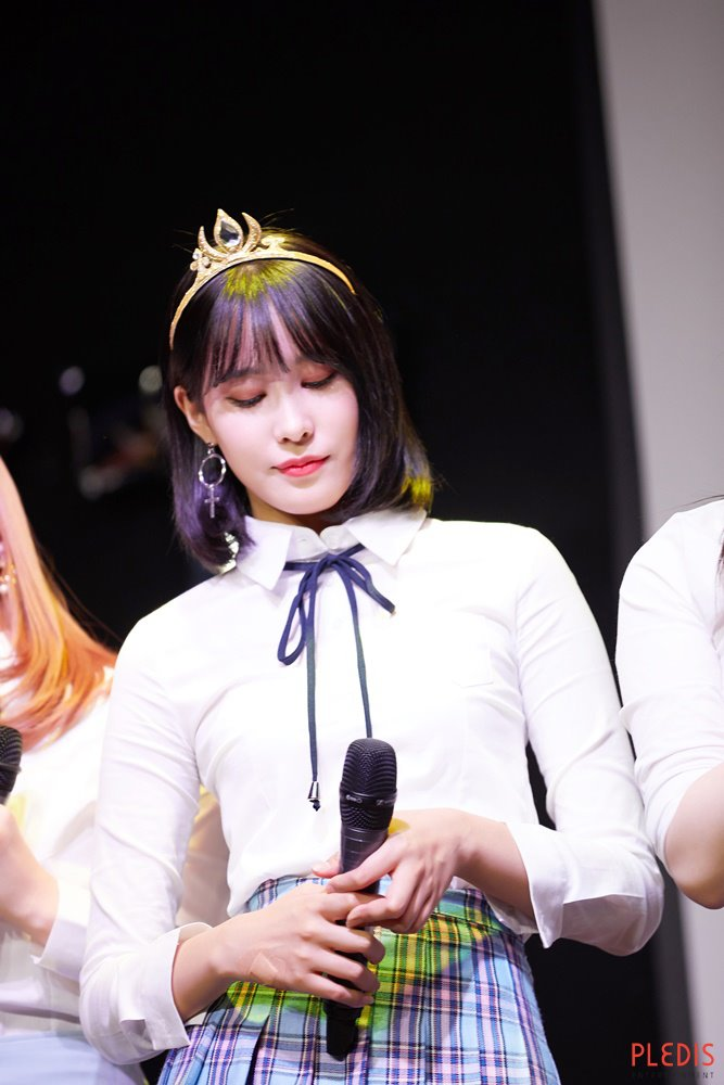 Tags: K-Pop, Hinapia, Gyeongwon