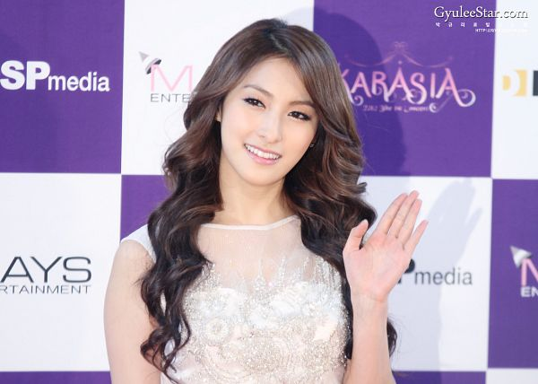 Tags: K-Pop, KARA, Gyuri Park