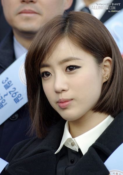 Tags: K-Pop, T-ara, Ham Eunjung, Black Eyes