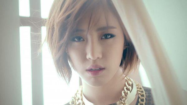 Tags: K-Pop, T-ara, Ham Eunjung, Black Eyes, Wallpaper, HD Wallpaper