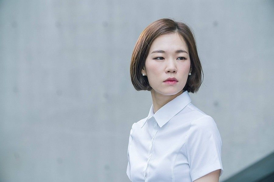 Tags: K-Drama, Han Ye-ri, Serious, Short Sleeves, Age of Youth 2