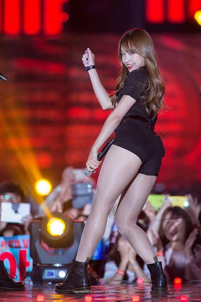 Tags: K-Pop, EXID, Hani, Suggestive