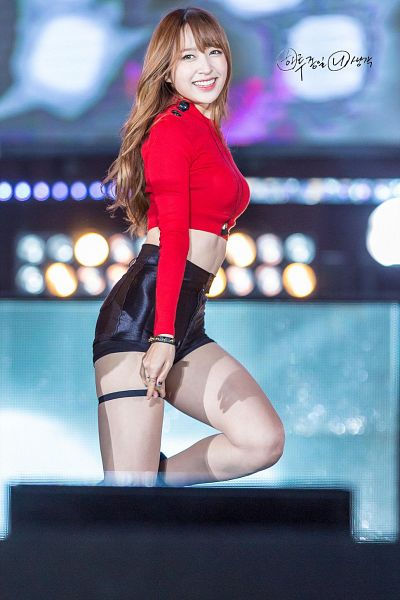 Tags: K-Pop, EXID, Hani