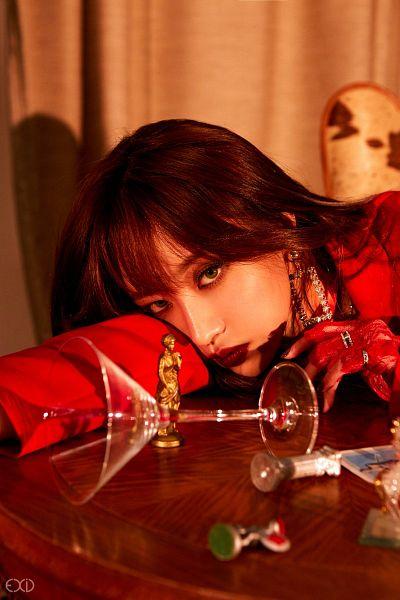 Tags: K-Pop, EXID, Hani