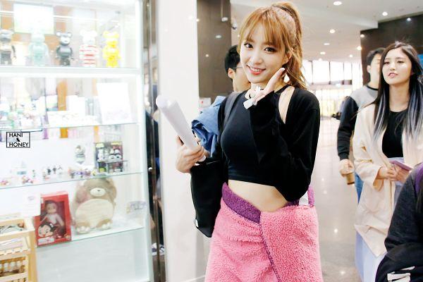 Tags: K-Pop, EXID, Hani, Wallpaper