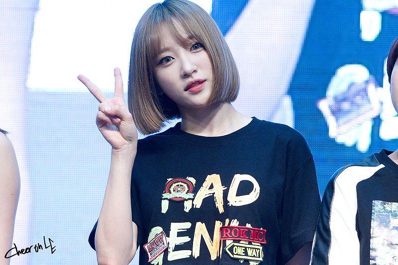 Tags: K-Pop, EXID, Hani, V Gesture, Live Performance