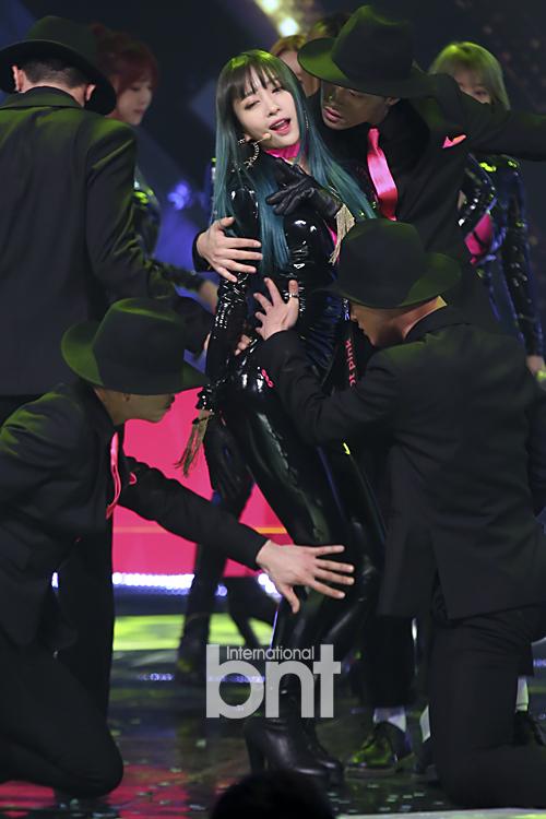 Tags: K-Pop, EXID, Hani, International Bnt