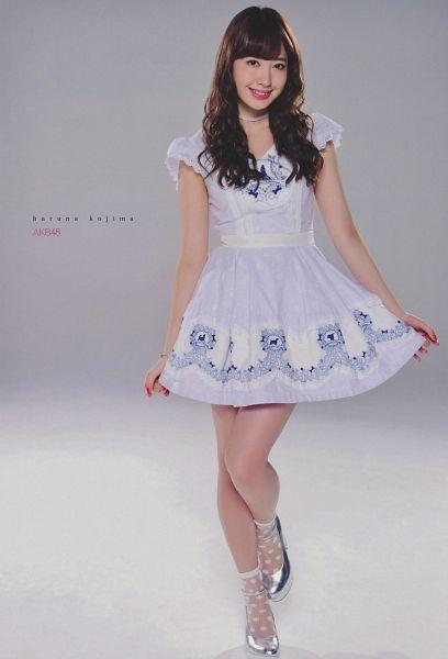 Tags: AKB48, Haruna Kojima, Android/iPhone Wallpaper