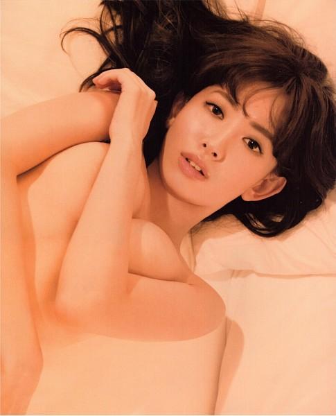 Tags: AKB48, Haruna Kojima, Topless (Female), Cleavage, Suggestive, Nude