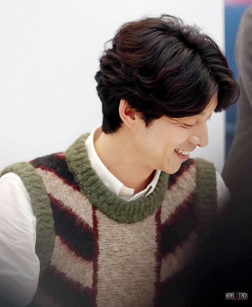 Heart Attack (Fansite) - Gong Yoo