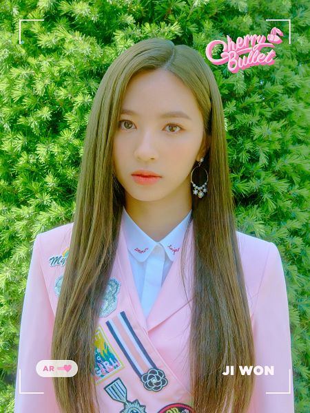 Heo Jiwon - Cherry Bullet