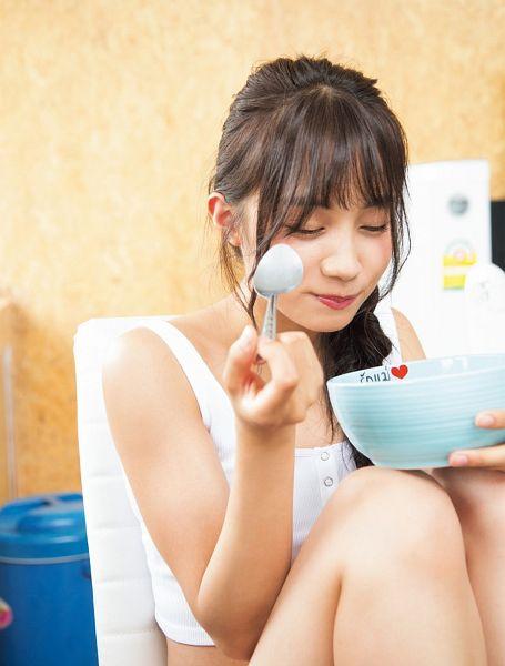Tags: Dorama, Hikari Kuroki, Bikini, Suggestive, Swimsuit, Midriff