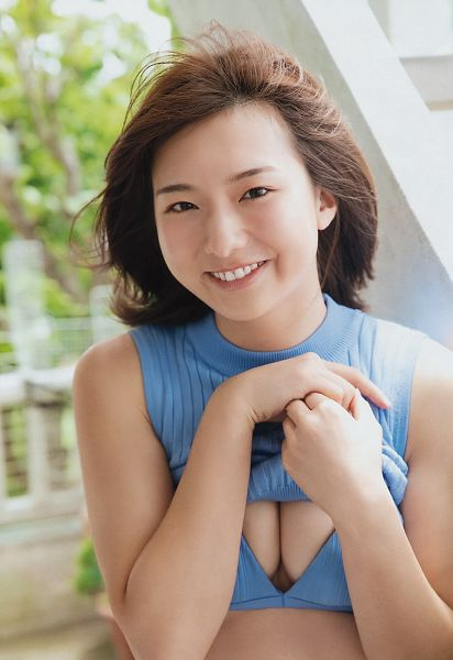 Tags: Dorama, Himena Tsukimiya, Bikini, Suggestive, Swimsuit, Midriff