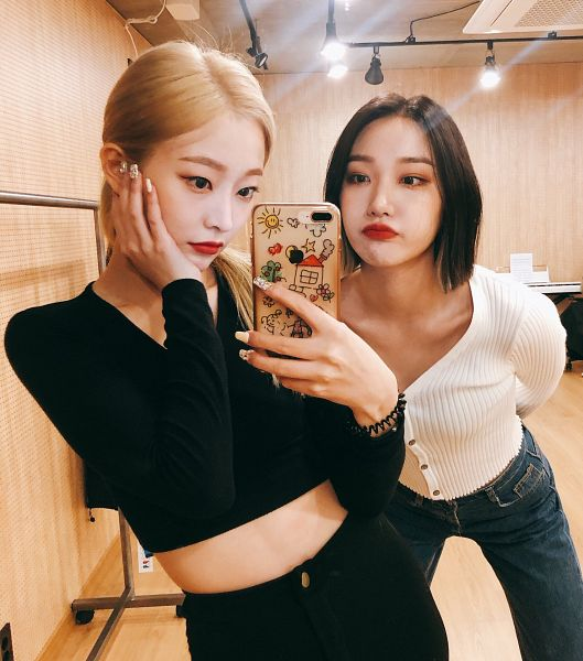 Tags: K-Pop, Hinapia, Minkyeung, Jung Eunwoo