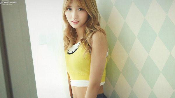 Tags: K-Pop, Twice, Hirai Momo, Wallpaper, HD Wallpaper
