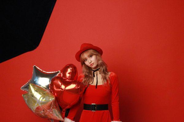 Tags: K-Pop, Twice, Hirai Momo, Christmas Outfit, Christmas, Costume