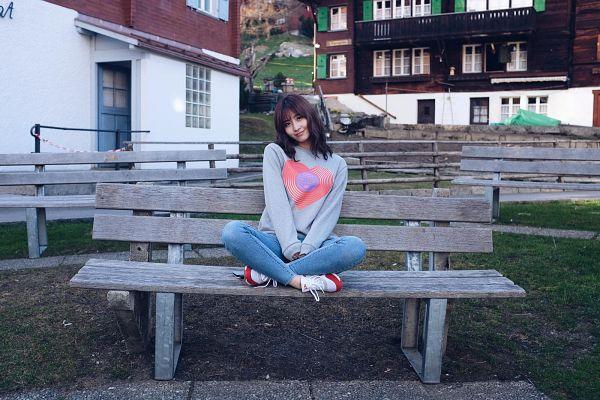 Tags: K-Pop, Twice, Hirai Momo, Wallpaper