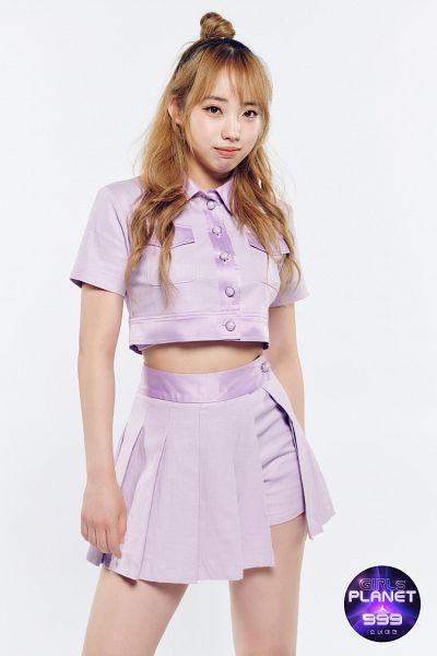 Tags: Television Show, J-Pop, Hiyajo Nagomi, Mnet, Girls Planet 999