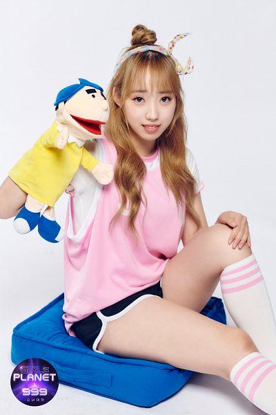 Tags: Television Show, J-Pop, Hiyajo Nagomi, Girls Planet 999, Mnet