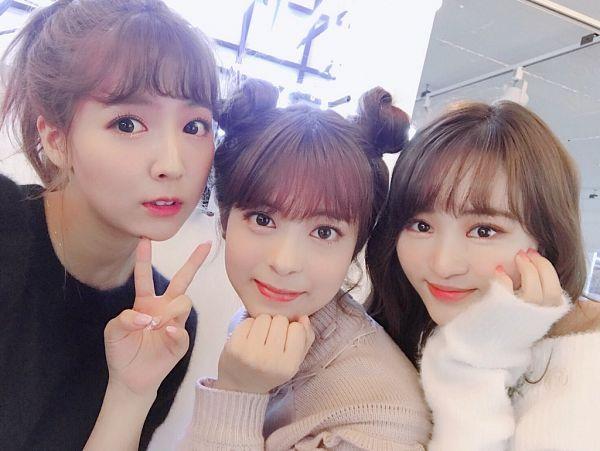 Tags: K-Pop, Honey Popcorn, Yua Mikami, Miko Matsuda, Moko Sakura
