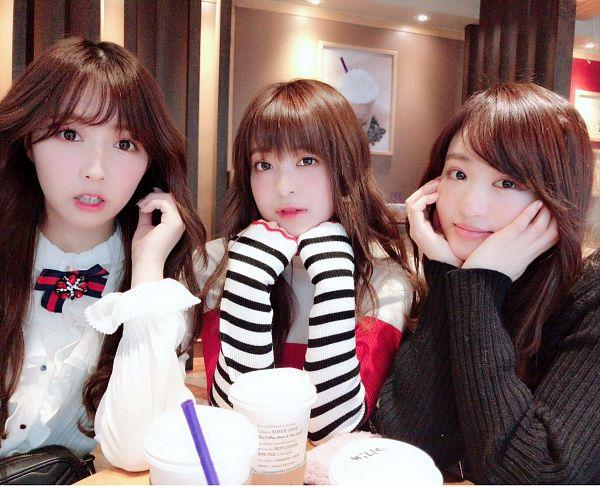 Tags: K-Pop, Honey Popcorn, Moko Sakura, Yua Mikami, Miko Matsuda