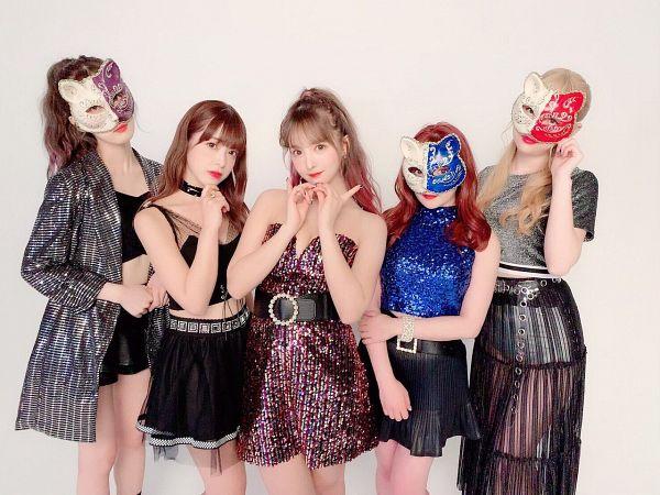 Tags: K-Pop, Honey Popcorn, Moko Sakura, Yua Mikami, Sara Izumi, Nako Miyase, Ruka Tajima