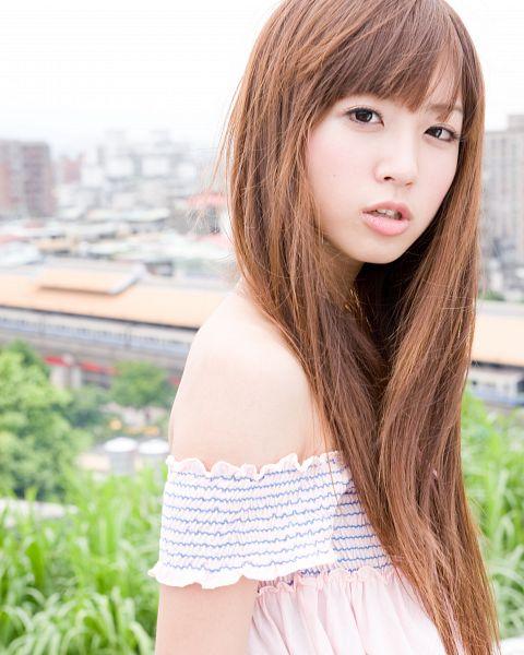 Tags: C-Pop, Popu Lady, Hongshi, Striped Shirt