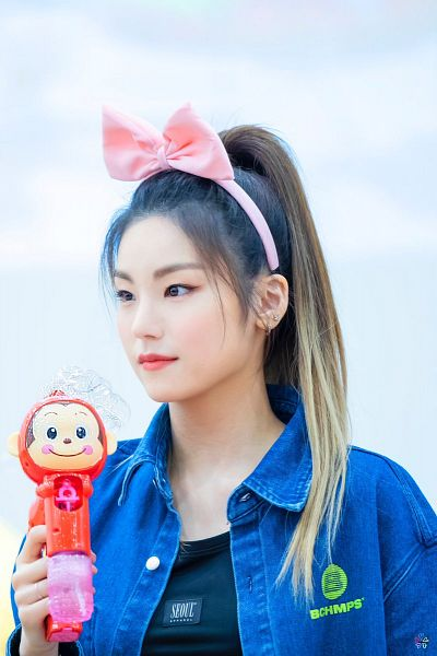 Tags: K-Pop, Itzy, Hwang Yeji