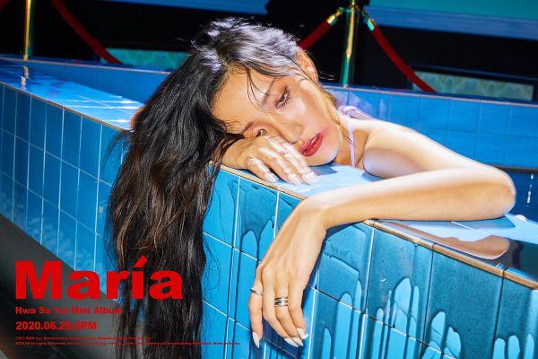 Tags: K-Pop, Mamamoo, Hwasa, Maria (Album)