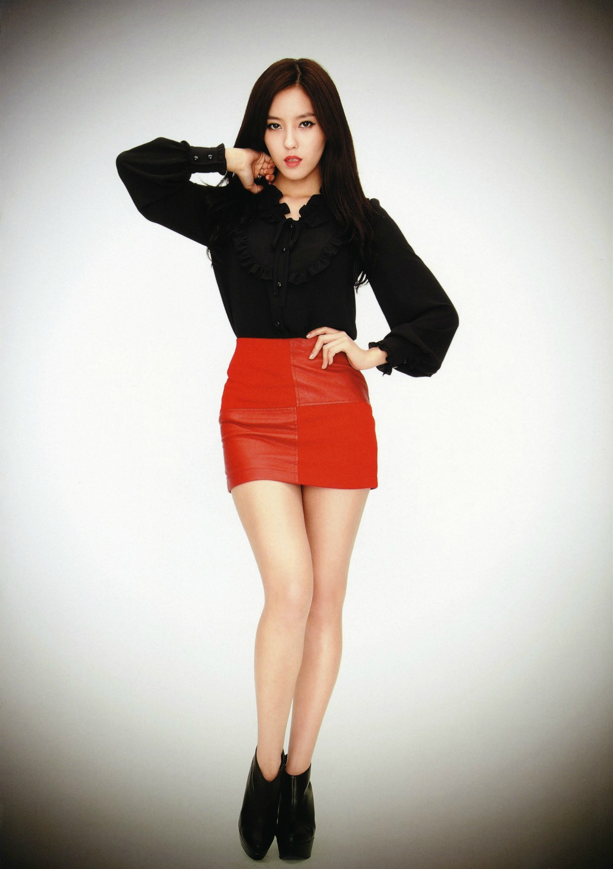 t-ara hyomin iphone