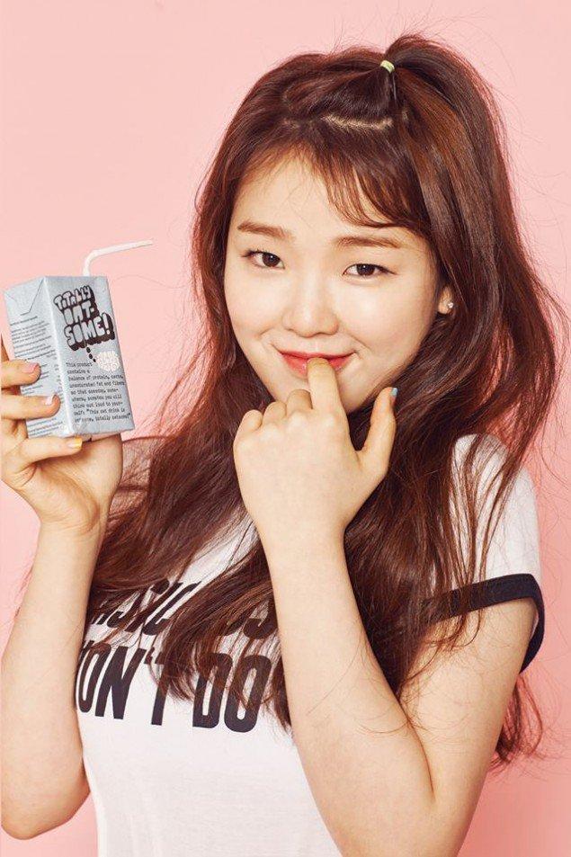 Tags: K-Pop, Oh My Girl, Hyun Seunghee
