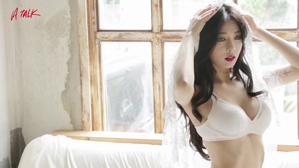 Tags: K-Pop, 4Minute, Hyuna, HD Wallpaper, Wallpaper