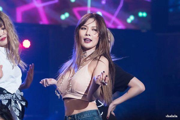 Tags: K-Pop, 4Minute, Hyuna