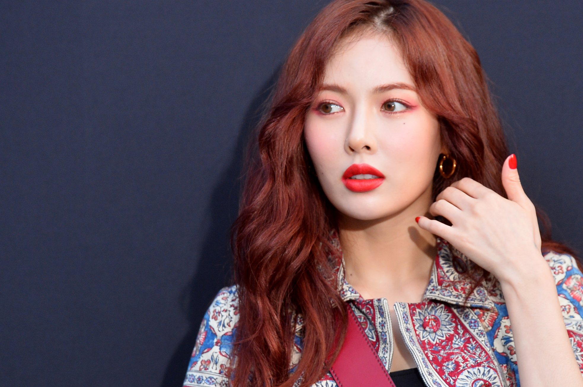4 Minute Name Ji Hyun rumored to be dating a DJ