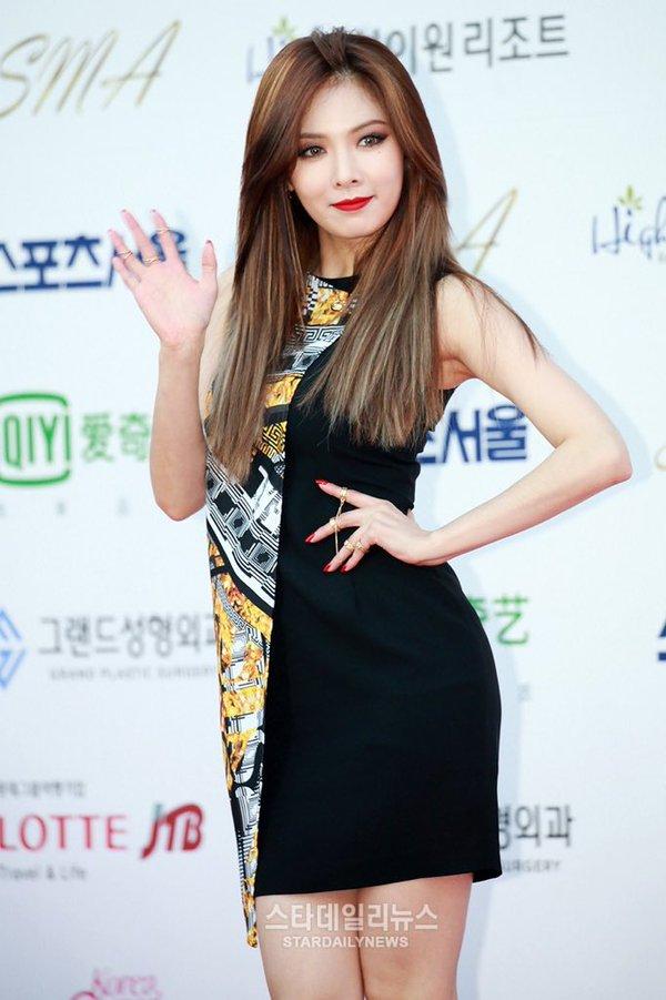 Tags: K-Pop, 4Minute, Hyuna, stardailynews
