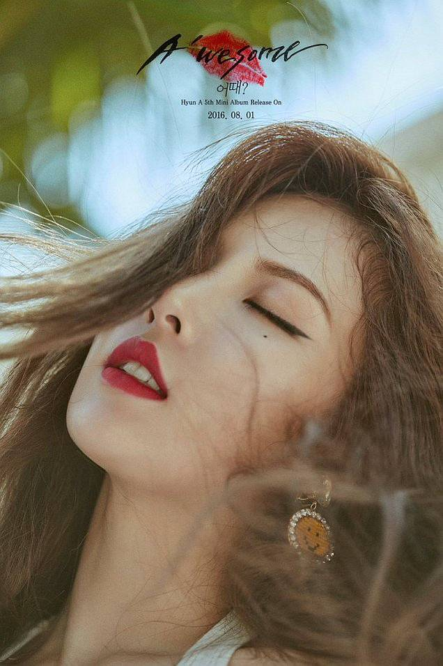 Tags: K-Pop, 4Minute, Hyuna, A'wesome