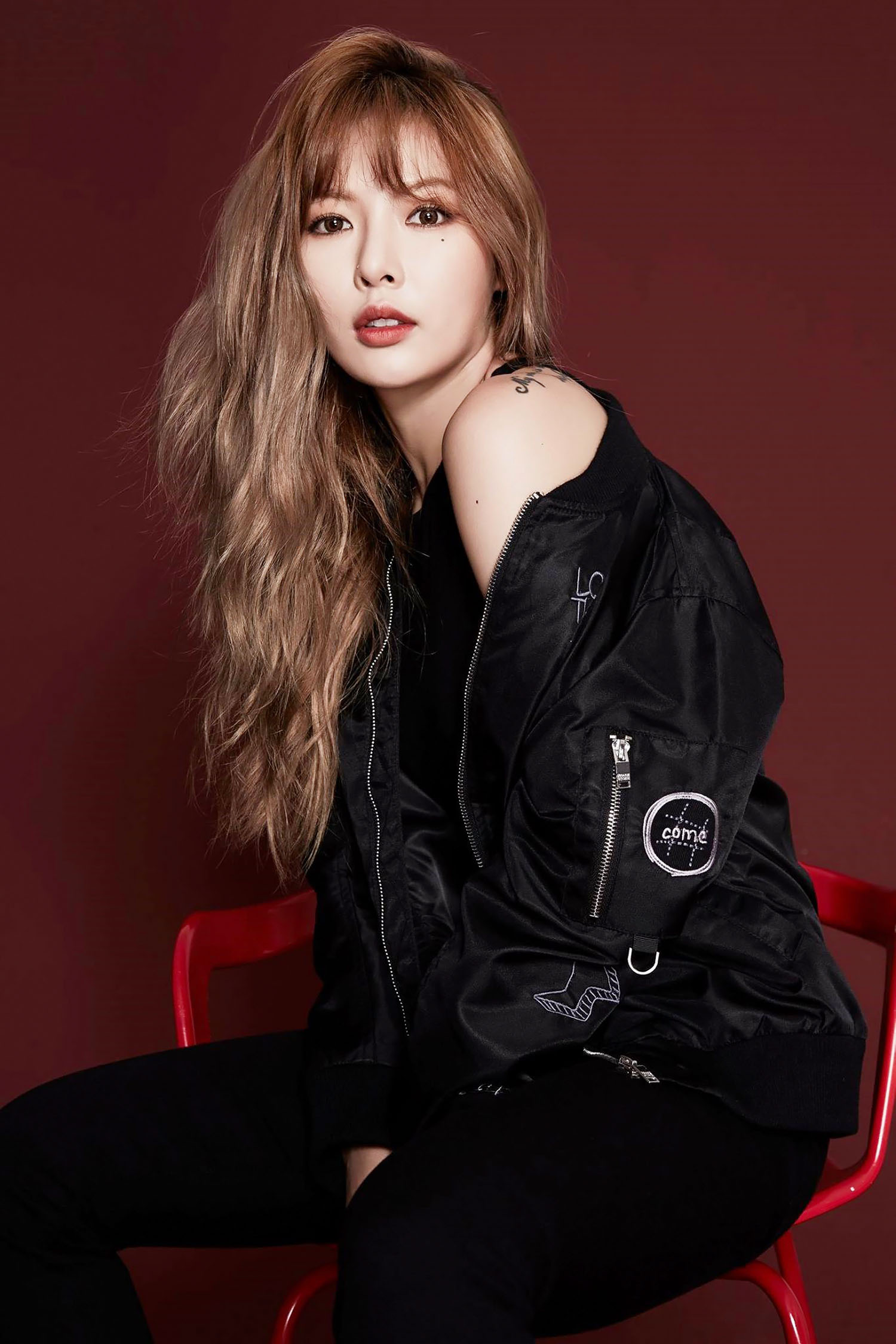 Hyuna Android Iphone Wallpaper 78980 Asiachan Kpop