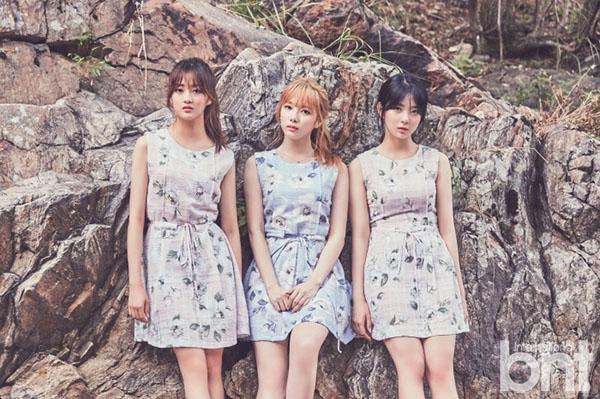 Tags: K-Pop, I.B.I, Lee Soohyun, Han Hyeri, Lee Haein, Trio, Three Girls, Rocks, International Bnt, Magazine Scan