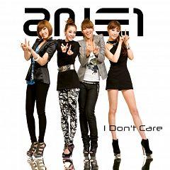 I Don't Care (2NE1)