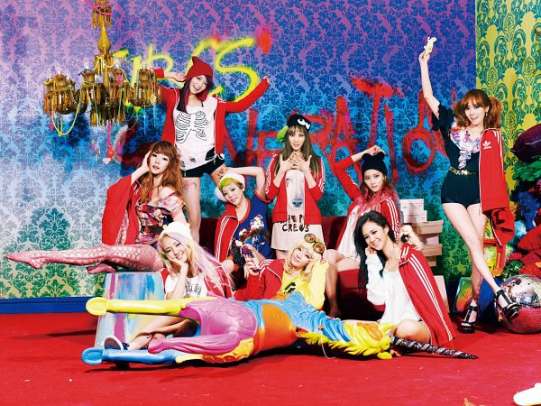 Tags: K-Pop, Girls' Generation, I Got A Boy, Kim Tae-yeon, Kim Hyo-yeon, Stephanie Young Hwang, Seohyun, Sunny, Im Yoona, Jessica Jung, Sooyoung, Kwon Yuri