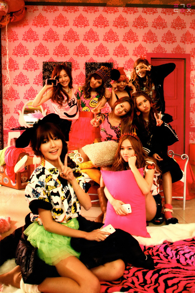 Tags: K-Pop, Girls' Generation, I Got A Boy, Sooyoung, Kim Hyo-yeon, Stephanie Young Hwang, Seohyun, Sunny, Im Yoona, Kim Tae-yeon, Kwon Yuri