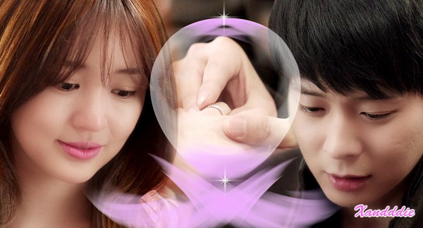 Tags: K-Pop, K-Drama, JYJ, Yoon Eun-hye, Park Yoo-chun, Ring, Couple, Duo, I Miss You
