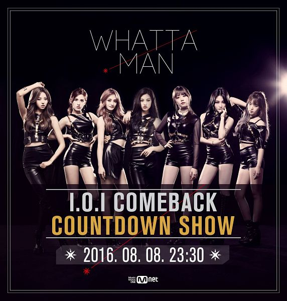 Tags: K-Pop, I.O.I, Jeon Somi, Choi Yoo-jung, Zhou Jieqiong, Kim So-hye, Im Nayoung, Kim Chung-ha, Doyeon