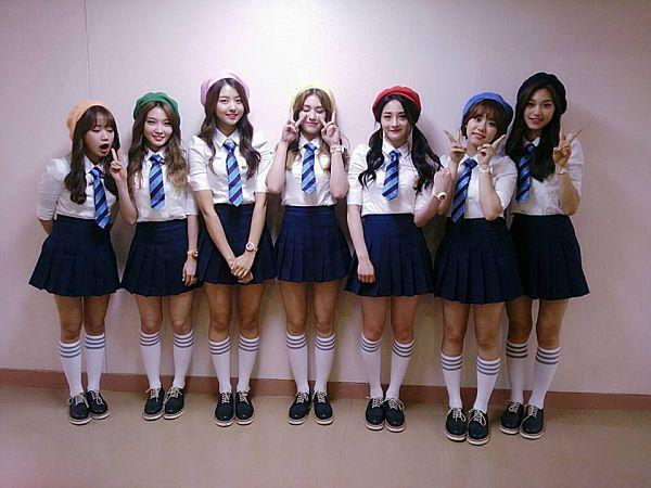 Tags: K-Pop, I.O.I, Doyeon, Jeon Somi, Choi Yoo-jung, Zhou Jieqiong, Kim So-hye, Im Nayoung, Kim Chung-ha