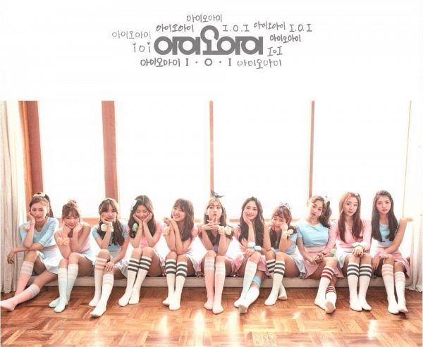 Tags: K-Pop, I.O.I, Kim Sejeong, Doyeon, Kang Mina, Choi Yoo-jung, Jeon Somi, Jung Chaeyeon, Kim So-hye, Zhou Jieqiong, Yu Yeon-jung, Im Nayoung