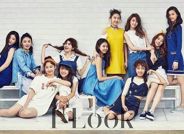 Tags: K-Pop, I.O.I, Im Nayoung, Kim Chung-ha, Kim Sejeong, Doyeon, Kang Mina, Choi Yoo-jung, Jeon Somi, Jung Chaeyeon, Kim So-hye, Zhou Jieqiong
