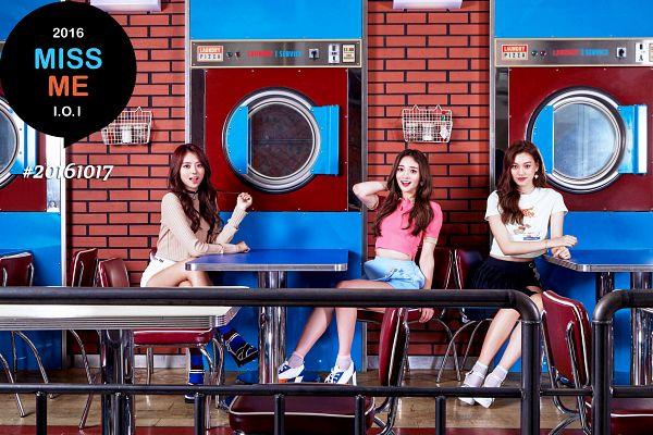 Tags: K-Pop, I.O.I, Im Nayoung, Doyeon, Zhou Jieqiong, Wallpaper