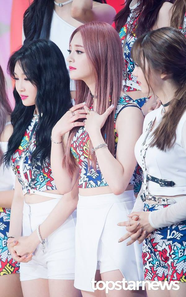 Tags: K-Pop, I.O.I, Zhou Jieqiong, Kim So-hye, Kim Chung-ha