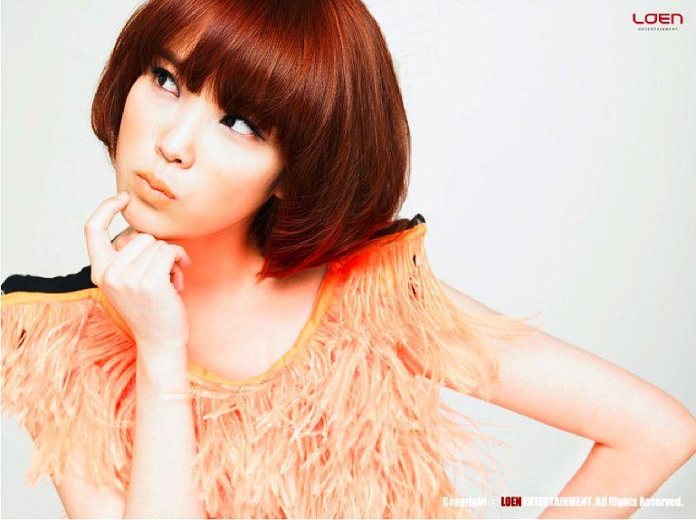 Tags: K-Pop, IU, Orange Dress, IU...IM
