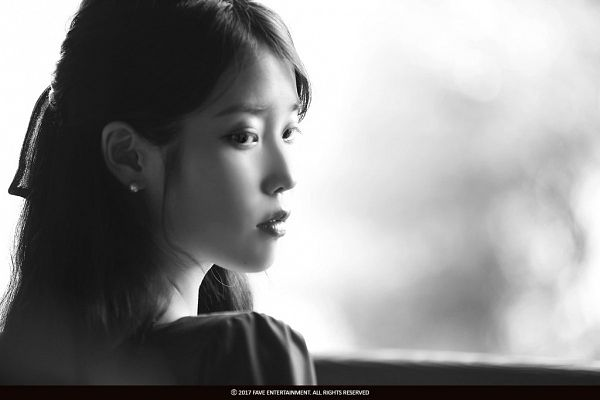 Tags: K-Pop, Through the Night, IU, Monochrome, Palette